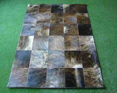 Cowhide rug Cupido 659 by Togibaba on Etsy