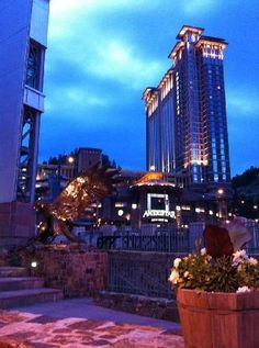 Ameristar Casino Resort Spa Black Hawk, Colorado