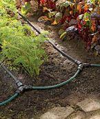 Soaker Hose Drip Irrigation System for Garden Rows   Gardener's Supply