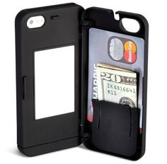 iPhone 5 Polycarbonate Wallet Offers Storage & Protection At The Same Time
