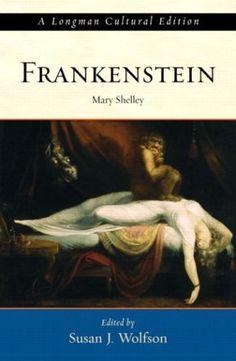 Frankenstein: A Longman Cultural Edition @ niftywarehouse.com #NiftyWarehouse #Frankenstein #Halloween #Horror #HorrorMovies #ClassicHorror #Movies
