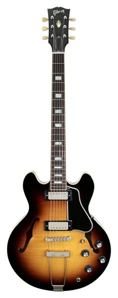 Gibson ES-390 Vintage Sunburst - My brother would love this.