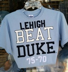 Go Lehigh!