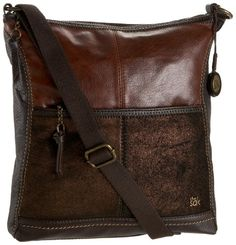The SAK Iris Cross-Body,Teak Multi,one size ** For more information, visit image link. Brown Crossbody Bag, Crossbody Bags For Travel, Travel Purse, Crossbody Shoulder Bag, Shoulder Bags, Types Of Purses, Brown Leather Purses, Leather Handbags, Across Body Bag