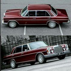 1973 Mercedes-Benz 300 SE 3.5 V8 Saloon