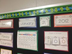 The Lesson Plan Diva: The Perfect Calendar!