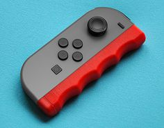 "Check out new work on my @Behance portfolio: ""3D Printed - Ergo Handle for Nintendo Switch Controller"" http://be.net/gallery/49647627/3D-Printed-Ergo-Handle-for-Nintendo-Switch-Controller"
