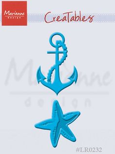 Marianne Design - Creatables Dies - Sea Side