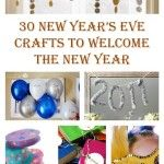 New Years Eve Craft Ideas