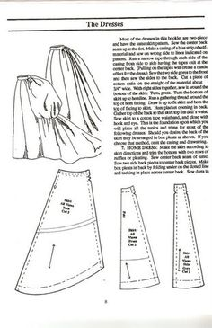 how to make a victorian bustle