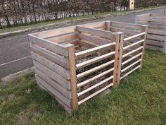 aus Lärchenholz als vormontierter Bausatz Zubehör:Kompostereisen, Befestigungsmaterial Abmessungen:200x100x100cm (L/B/H) Total: 1 Facebook0 Pinterest1 WhatsApp
