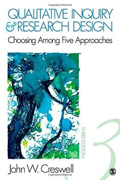 Qualitative Inquiry and Research Design: Choosing Among Five Approaches: John W. Creswell: http://www.amazon.com/gp/product/1412995302?ie=UTF8&camp=213733&creative=393185&creativeASIN=1412995302&linkCode=shr&tag=sileandvoic-20&linkId=BIRSAD33UXCASUJY