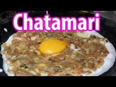 ▶ Chatamari - Nepalese Street Food Pizza - YouTube