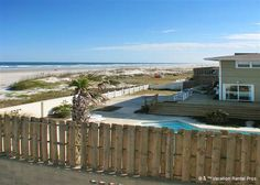 Dolphin View, Ocean Front, 4 Bedrooms, Private Pool - Vacation Rental Pros