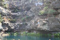 Jump à Bassin Malheur avec Yoenn