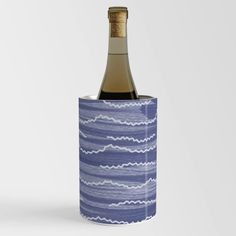 Surfing on the Blue Sea Wine Chiller Wine Chillers, Surfing, Sea, Blue, Stuff To Buy, Surf, The Ocean, Ocean, Surfs Up