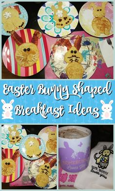 Easter Bunny Shaped Breakfast Ideas - pancakes you and your kids will love!