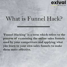 Funnel Hack is the best practice you can do for your business. What do you think? Best Practice, You Can Do, Digital Marketing, Thinking Of You, How To Apply, Hacks, Posts, Good Things, Canning