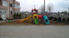 D&B, çocuk parkları ile sokaklarınız şenlensin... İletişim için; 0232 237 01 12 www.dbaydinlatma.com  #İzmir #DBaydınlatma #çocukparkları #izmirpark