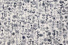 minä perhonen - letter of flower  2012 s/s