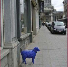 Bruxelas. A prova de que a cidade � cinza. neat