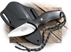 Ken Onion (Kershaw) production made skinning knife. Cool design.