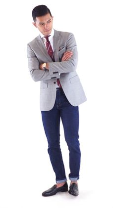 What is business casual? (How to dress Business Casual) What Is Business Casual, Business Casual Dresses, Teaching Mens Fashion, Men Style Tips, Sports Jacket, Men's Grooming, Men's Fashion, Fashion Tips, How To Look Better