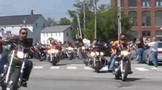 Bikers STONEY'S LOBSTER RUN 2014 34th annual