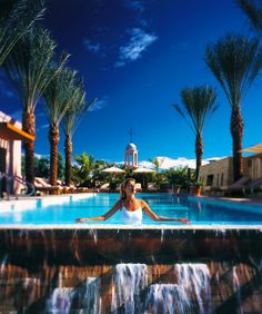 The Fairmont Scottsdale Princess Luxury Resort, Arizona