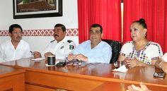 Con el objetivo de mejorar las condiciones del servicio de transporte público en Huetamo, este día e...