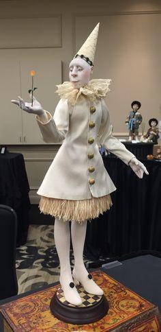 Jasper - EJ Taylor Limited-Edition Art Doll - The Dollsmith LLC