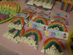 Jezra's Care Bear Party | CatchMyParty.com