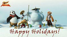 Kung fu panda Holiday Special.