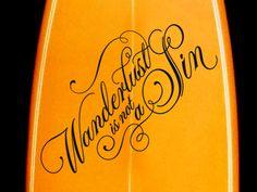 """""""Wanderlust is not a sin"""""""