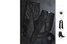 The List | Shortcut your way to cool in pre-fall's tough-luxe rock-chick pieces | Magazine | NET-A-PORTER.COM