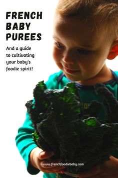 A guide to baby vegetable purees for 4-6 months, French-style. A list of what to feed your baby to start her off on the right foodie path! #babymeals #homemadebabyfood #babypurees Baby First Foods, Baby Foods, Toddler Lunches, Toddler Food, Natural Parenting, Parenting Tips, Baby Food Recipes, Healthy Recipes, Vegetables For Babies