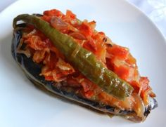 Turkish Vegetarian Stuffed Eggplants, 10 Delicious Turkish Dishes Which Are Made With Olive Oil