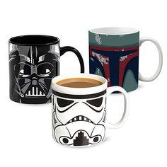 Star Wars Wraparound Mugs $9.99