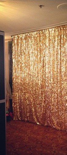 Christmas party, Photo backdrops, gold photo backdrop, sequin photo backdrop, photo booth backdrop, sequence backdrop, rose gold, white, champagne, SALE by FantasyFabricDesigns on Etsy
