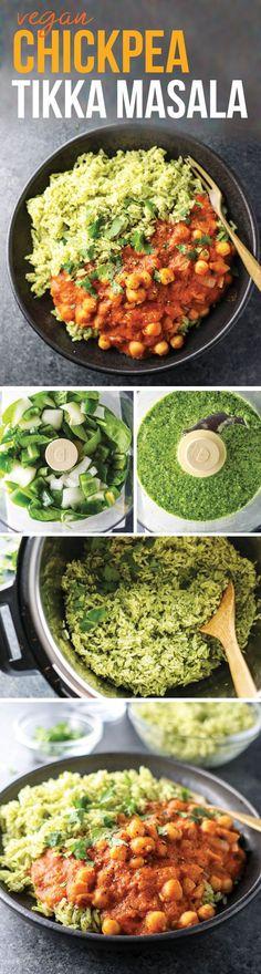 Vegan Tikka Masala