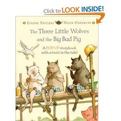 Similar to the True Story of the Three Little Pigs