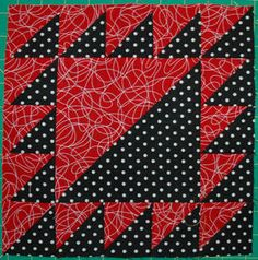 """Intro to the 10"""" Lady of the Lake Quilt Block Pattern"""