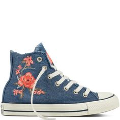 cheap for discount 44360 20c7c Chuck Taylor All Star Frayed Denim - Converse EU  IE   DK   FI