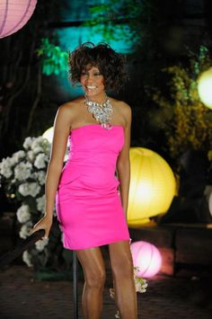 Whitney in Pink!