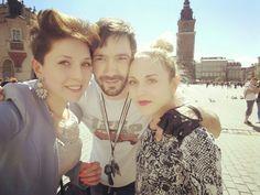 Maja Dylczyk, Michał Derlicki i Natalia Dylczyk