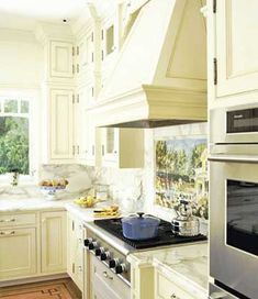 Vented Hood On Pinterest Hoods Ivory Kitchen And Range Hood Vent