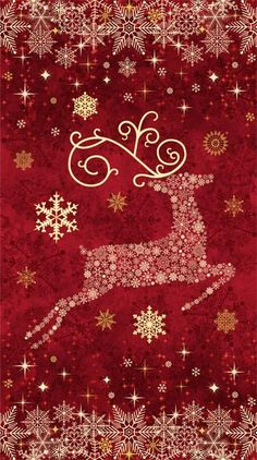 Reindeer Prance by Northcott Fabric, Fabric Panel, Christmas Fabric, Online Quilting fabric Australia