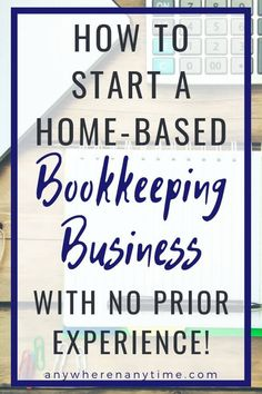 What if you could start a home based business from home with no prior experience? In this interview with bookkeeping expert, Ben Robinson,… Bookkeeping Course, Online Bookkeeping, Small Business Bookkeeping, Writing A Business Plan, Starting A Business, Business Planning, Business Tips, Business Management, Business Quotes