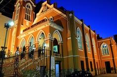 Igreja Metodista Central - Juiz de Fora - Minas Gerais - Brasil