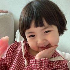 Cute Baby Meme, Cute Funny Babies, Cute Asian Babies, Baby Memes, Korean Babies, Asian Kids, Cute Kids, Cute Memes, Baby Girl Images